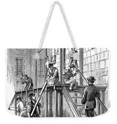 Molly Maguires Executions Weekender Tote Bag