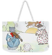 Mother Goose, 1916 Weekender Tote Bag