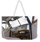 Nash Weekender Tote Bag