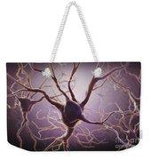 Neuron Weekender Tote Bag