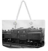 New York Central Railroad Weekender Tote Bag