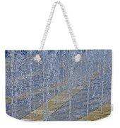 Noisy Splash Weekender Tote Bag