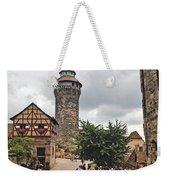 Nurnberg Germany Castle Weekender Tote Bag
