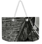 Old Abandoned Ship Weekender Tote Bag