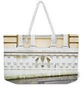 Old Architecture Weekender Tote Bag