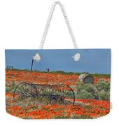 Old Farm Equipment Weekender Tote Bag