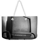 Old Television Weekender Tote Bag