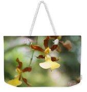 Orchids Dance Weekender Tote Bag