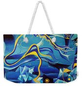 Orpheus And Eurydike Weekender Tote Bag
