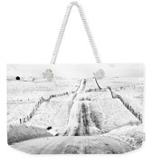 Over The Hill And Far Away Weekender Tote Bag
