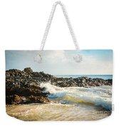 Paako Beach Makena Maui Hawaii Weekender Tote Bag