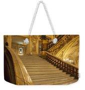 Palais Garnier Interior Weekender Tote Bag by Brian Jannsen