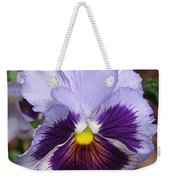 Pansy From The Chalon Supreme Primed Mix Weekender Tote Bag