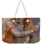 Polynesian Dancers Weekender Tote Bag