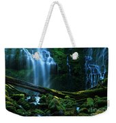 Proxy Falls Oregon Weekender Tote Bag