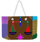 Pure Decorations Zodiac Symbol Art Weekender Tote Bag