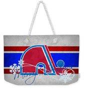 Quebec Nordiques Weekender Tote Bag