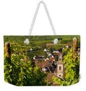 Riquewihr Alsace Weekender Tote Bag by Brian Jannsen