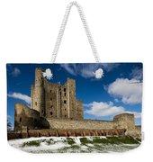 Rochester Castle Weekender Tote Bag