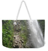 Rock Climbing Rope Climbing Costa Rica Vacations Waterfalls Rivers  Recreation Challanges  Facilitie Weekender Tote Bag