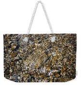 Rocks In Water Weekender Tote Bag