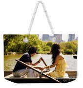Romance In The Afternoon Weekender Tote Bag