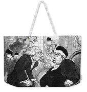 Rowlandson: Quack Doctor Weekender Tote Bag