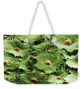 Russian Silverberry Leaf Sem Weekender Tote Bag