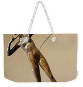 Saint Gaudens' Diana Of The Tower Weekender Tote Bag