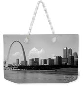 Saint Louis Skyline Weekender Tote Bag