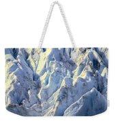 Salmon Glacier Weekender Tote Bag