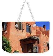 Santa Fe - Adobe Building Weekender Tote Bag