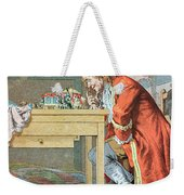 Scene From Gullivers Travels Weekender Tote Bag by Frederic Lix