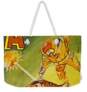 Sci-fi Magazine Cover 1931 Weekender Tote Bag
