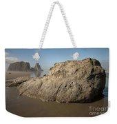 Sea Stacks Weekender Tote Bag