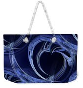 Seamless Background Fractal Weekender Tote Bag