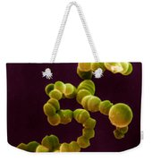 Sem Of Streptococcus Weekender Tote Bag