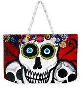 3 Skulls Weekender Tote Bag