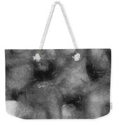 3 Some Abstract Erotica Bw Weekender Tote Bag