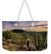 Sonoran Desert Sunset  Weekender Tote Bag