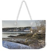 South Bristol On The Coast Of Maine Weekender Tote Bag