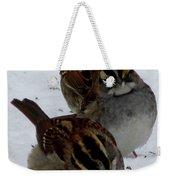 3 Sparrows Weekender Tote Bag