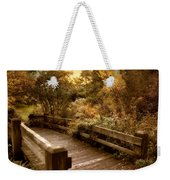 Splendor Bridge Weekender Tote Bag