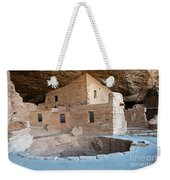 Spruce Tree House Mesa Verde National Park Weekender Tote Bag