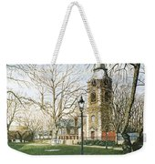 St Johns Church Wapping London Weekender Tote Bag