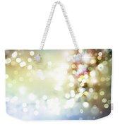 Starry Background Weekender Tote Bag