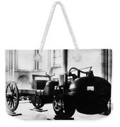 Steam Carriage, 1770 Weekender Tote Bag