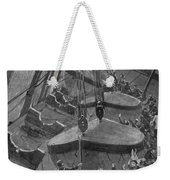 Steamship Accident, 1914 Weekender Tote Bag
