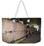 Steve Irwin Memorial Weekender Tote Bag
