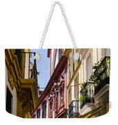 Streets Of Seville - Magic Colours Weekender Tote Bag